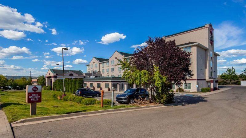Hotel Details Best Western Plus Liberty Lake Inn