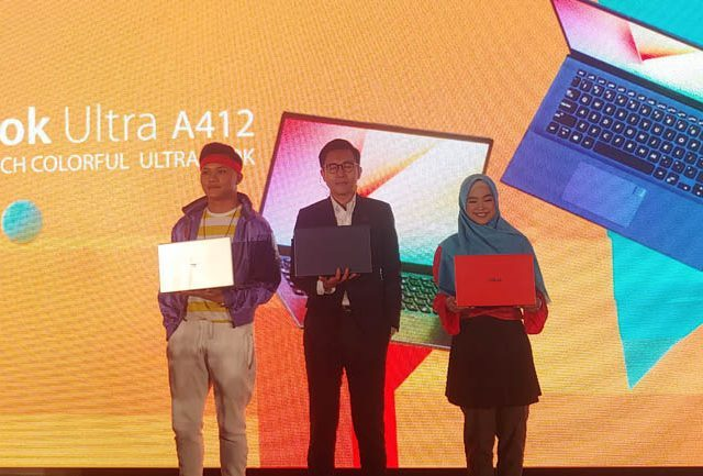 Asus Laptop Release 14-inch VivoBook Ultra A412, Most Slim claimed